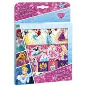 Stickerset Totum Disney princess
