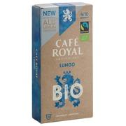Capsules de café Café Royal Bio Lungo - Boîte de 10