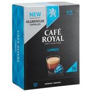 Capsules de café Café Royal Lungo - Boîte de 36