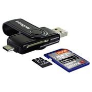 Integral card reader - USB 3.1 Gen 1 / USB-C