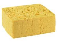 10 sponges Spontex Plus, natural fibres n° 8 - 135 x 98 x 50 mm