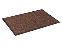 Notrax door-mat, lines, 60x90cm, brown
