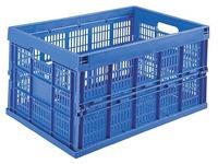 Faltbarer Behälter in Plastik 45 l