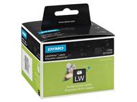Etiquette multi-usages papier 57 x 32 mm Dymo S0722540 blanche - Rouleau de 1000