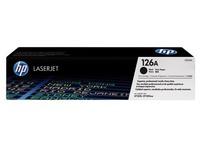 Toner HP 126A zwart