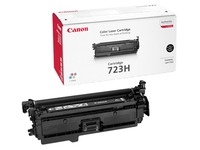 Toner laser zwart Canon CRG723H