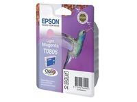 Cartridge Epson T080X afzonderlijke kleuren