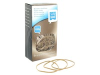 Rubber bands 80 mm - Box of 100 g