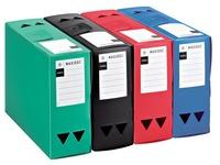 Box mit maximalem Volumen aus Polypropylen Rücken 12cm - Auswahl von Farben