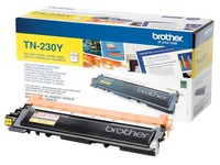 Toner Brother TN230 geel
