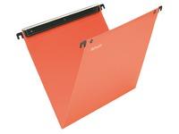 Dossier suspendu pour tiroirs 33 cm polypropylène opaque VMG Esselte fond normal couleur