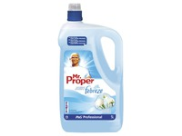 Bottle of 5 L Mr Proper cotton flower