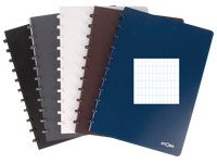 Notebook Atoma A4 72 sheets checked 4x8
