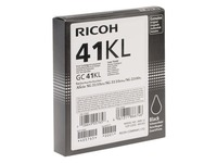 Cartridge Ricoh GC-41 KL zwart