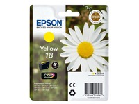 Cartridge Epson 18 geel