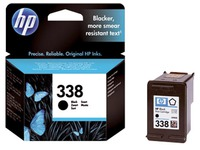 Cartridge HP 338 zwart