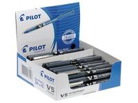 Pack mit 24 Kugelschreiber Pilot Hi-Tecpoint V5 + 6 gratis