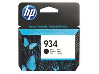 Cartridge HP 934 zwart voor inkjetprinter
