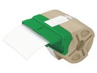 Etiquette expédition papier 50 x 88 mm Leitz Icon 70180001 blanche - Rouleau de 435