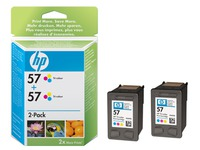 C9503AE HP DJ5550 TINTE (2) COLOR (170025440381)