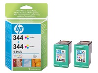 C9505EE HP PS325 INK (2) COLOR