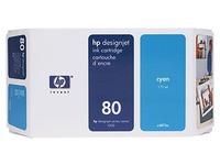 C4872A HP DNJ 1050 INK CYAN ST