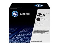 Q5945A HP LJ4345MFP CARTRIDGE BLACK