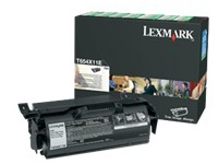 T654X11E LEXMARK T654 CARTRIDGE BLACK HC