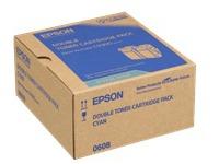 C13S050608 EPSON ALC9300N TONER(2) CYAN