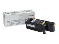 106R2758 XEROX PH6020 TONER YELLOW