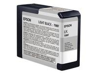 Epson T5807 - lichtzwart - origineel - inktcartridge (C13T580700)
