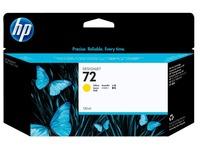 HP 72 - geel - origineel - inktcartridge (C9373A)