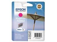 Epson T0453 - magenta - origineel - inktcartridge (C13T04534010)