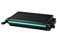 Samsung CLP-K660B - zwart - origineel - tonercartridge (CLP-K660B/ELS)