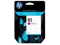 HP 82 - magenta - origineel - inktcartridge (C4912A)