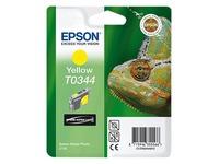 Epson T0344 - geel - origineel - inktcartridge (C13T03444010)