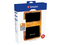 Verbatim Store 'n' Go Portable - vaste schijf - 1 TB - USB 3.0 (53023)