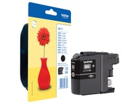 Brother LC121BK - black - original - ink cartridge