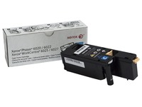 Xerox WorkCentre 6027 - cyan - original - toner cartridge