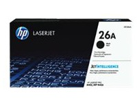 HP 26A cartridge zwart voor laserprinter