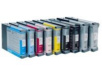 Epson T605C - lichtmagenta - origineel - inktcartridge (C13T605C00)