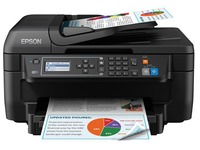 Epson WorkForce WF-2750DWF - multifunctionele printer (kleur) (C11CF76402)