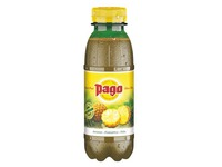 Pago pineapple juice bottle 33 cl - Pack of 12