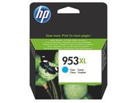 HP 953XL cartridge cyan high capacity for inkjet printer
