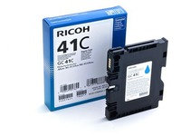 Cartridge Ricoh GC41 high capacity separate colors cyan