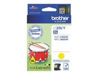 Cartridge Brother LC22U for inkjet printer yellow
