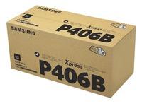 Samsung CLT P406B pack 2 toners zwart voor laserprinter
