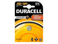Blister 1 batterie silver oxide SR41 392