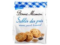 Shortbread cookies Bonne Maman
