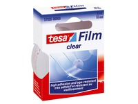 Adhesive tape Tesa clear - length 33 m